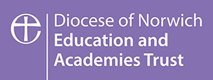 Diocese of Norwich Education and Academies Trust Logo