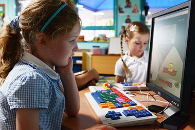 St. Peter's Primary School, Easton - IT